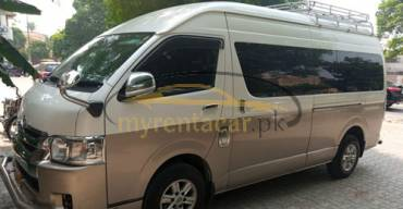 Toyota Grand cabin high roof 13 seater