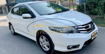 Honda city 1.3 Automatic transmission